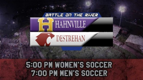 Hahnville vs Destrehan Soccer Broadcasts