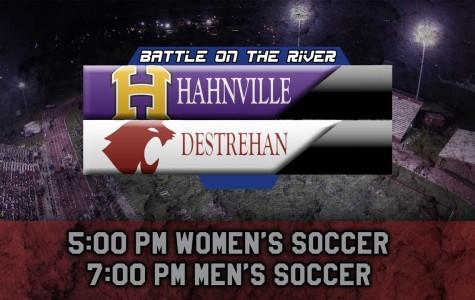 Hahnville vs Destrehan Soccer Broadcasts