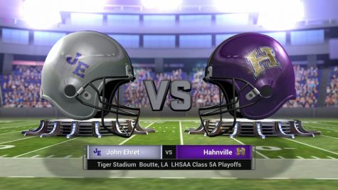 Thibodaux vs Hahnville Football – November 4, 2016