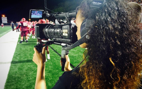 Behind The Scenes: Working Camera On Friday nights