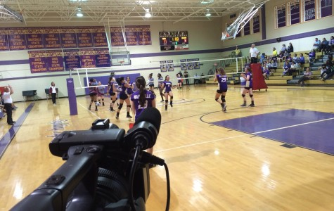 DHS vs HHS Volleyball Broadcast