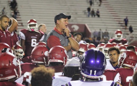 Coach Robicheaux is LHSAA October Sportsman of the Month