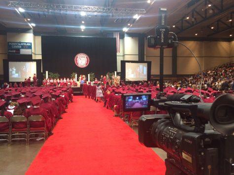 Destrehan High School 2017 Graduation Ceremony