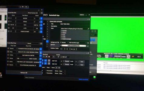 Press Play Upgrades Graphics System