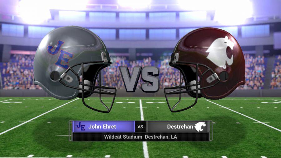 John+Ehret+vs+Destrehan+Football+September+16%2C+2016