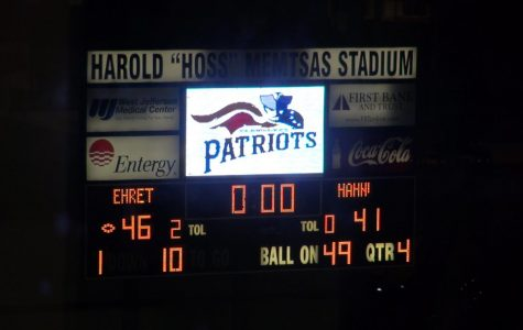 Hahnville adds a 1 to the loss column