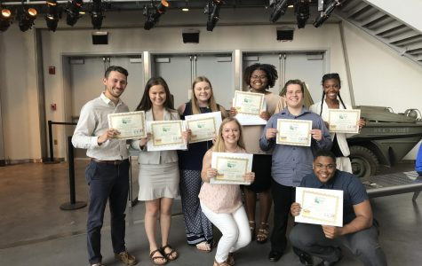 Three Press Play teams place at National History Day Regional Competition