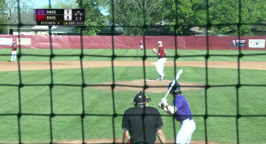 DHS+vs+HHS+Baseball-+April+19%2C+2021