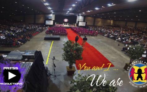 Press Play to stream graduation ceremonies this week
