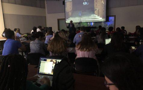 Crew members win at Loyola University's Silver Scribe Awards