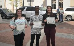 Three Press Play crew members advance to State Round of NHD competition
