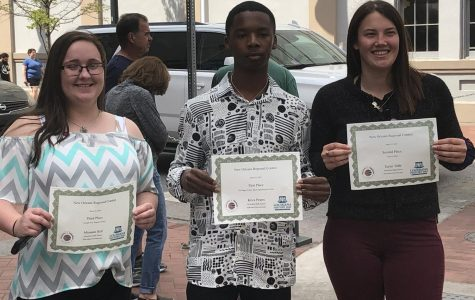 2 Qualify for NHD national competition; another wins scholarship to Normandy