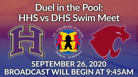 Duel in the Pool: DHS vs HHS- September 26, 2020