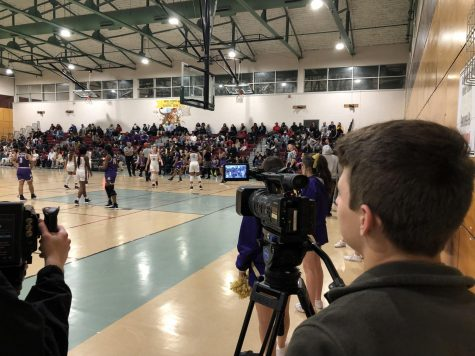 DHS vs HHS Girl's Basketball- January 26, 2021