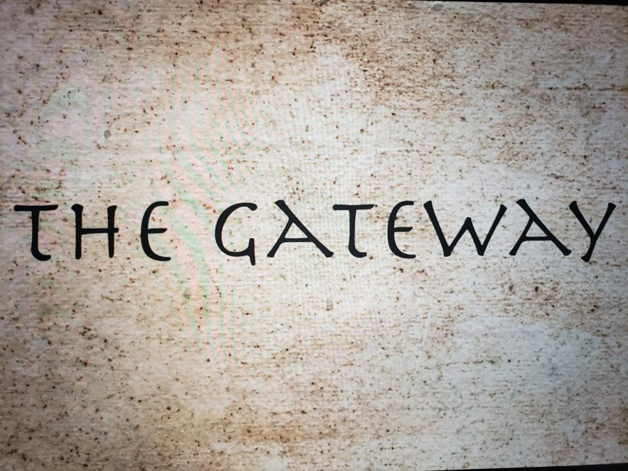 The Gateway now Airing